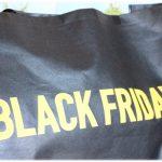 ブラックフライデー福袋の戦利品