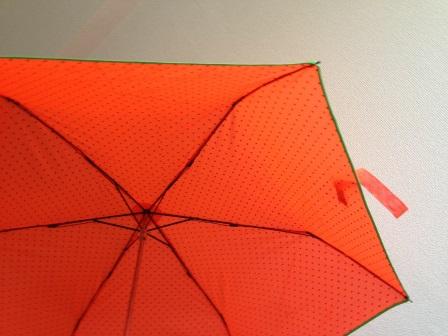傘福袋に入ってた