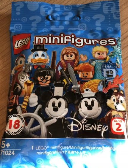 LEGOミニフィギュア