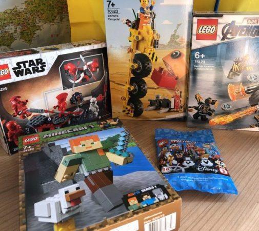 ブラックフライデー福袋LEGO中身