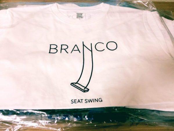 ブランコシャツ