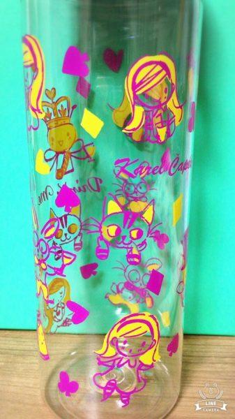 カレルチャペック福袋のクリアボトル