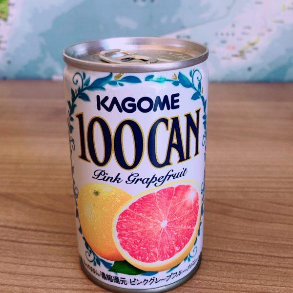 カゴメ100缶