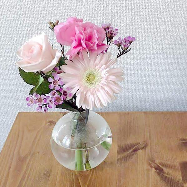 ブルーミーの花