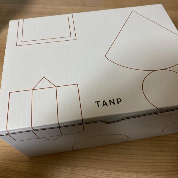 7月にサービスが始まったTANPBOXが届いた!