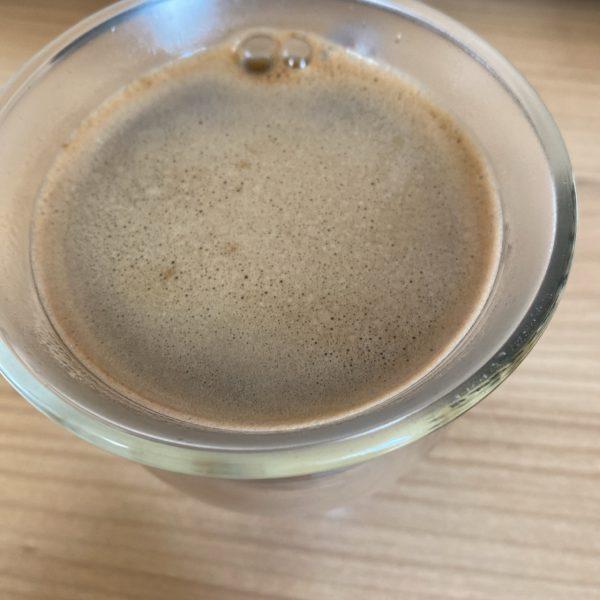 イニックコーヒーをいれてみた